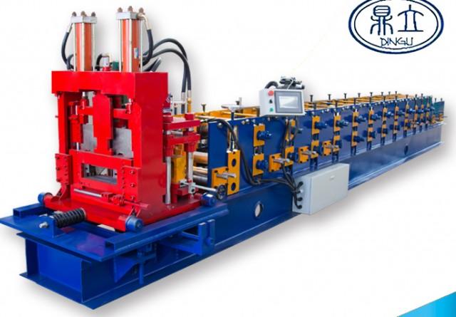 roll-forming-machine- CZ purlin-80-300