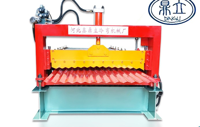 roll-forming-machine-corrugated sheet-13-65-850-material width 1000mm