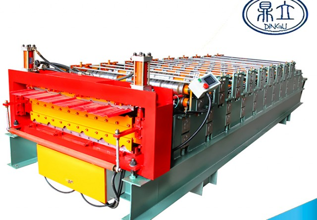 roll-forming-machine-double deck-1050-1080-material width 1250mm