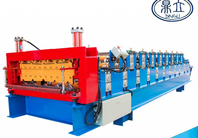 roll-forming-machine-double deck-840-900-material width 1000mm