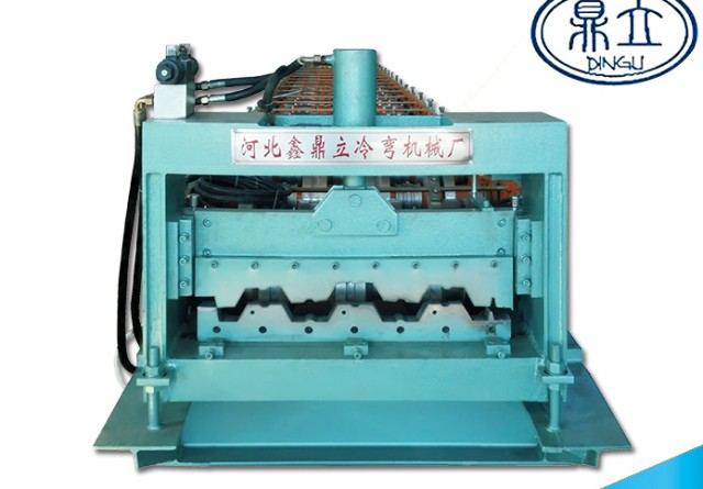 roll-forming-machine-Container Carboard Sheet machine-915- material width 1250mm
