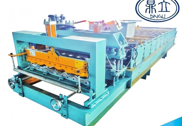 roll-forming-machine-glazed tile-25-183-1100-material width 1250mm-Europe