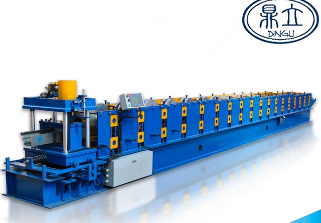 roll-forming-machine-gutter machine-440-Lebanon
