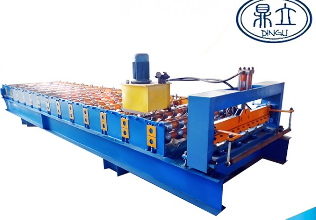 roll-forming-machine-ibr roof wall panel-24-200-1000-material width 1000mm