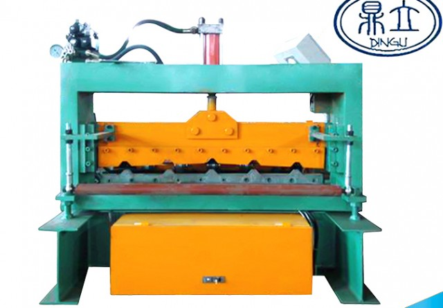 roll-forming-machine- ibr roof wall panel-25-190-760-material width 914mm-Thailand