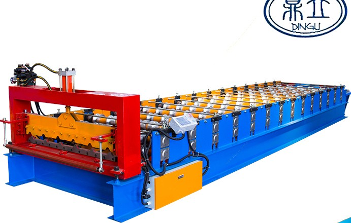 roll-forming-machine-ibr roof wall panel-26-206-1030-material width 1220mm