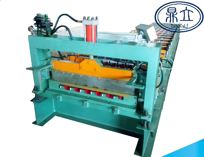 roll-forming-machine-ibr roof wall panel-630-material width 1000mm