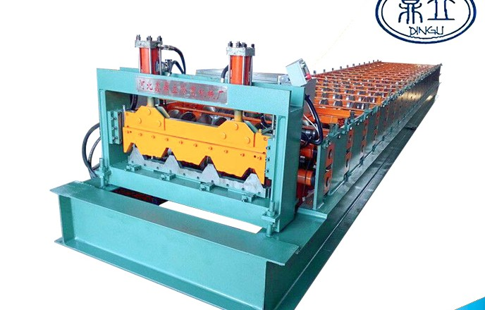 roll-forming-machine-ibr roof wall panel-825- material width 1200mm