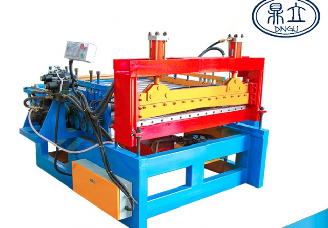roll-forming-machine-leveling machine