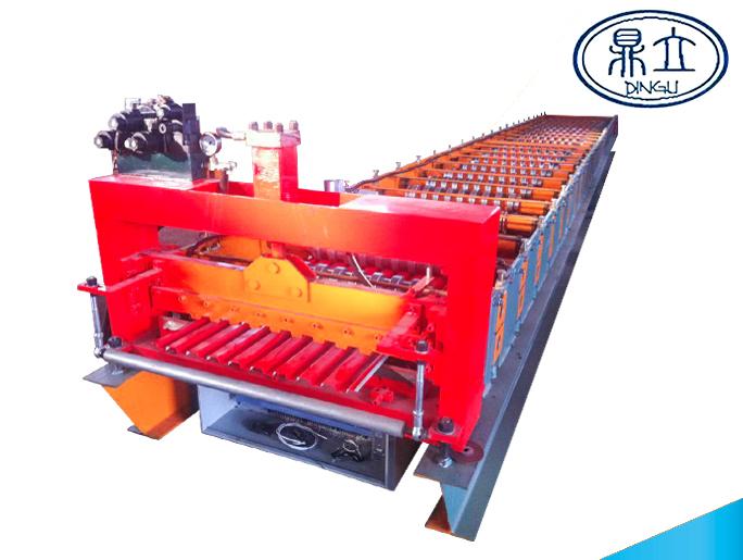 roll-forming-machine-roll shutter door-16-766-material width 914mm-Thailand