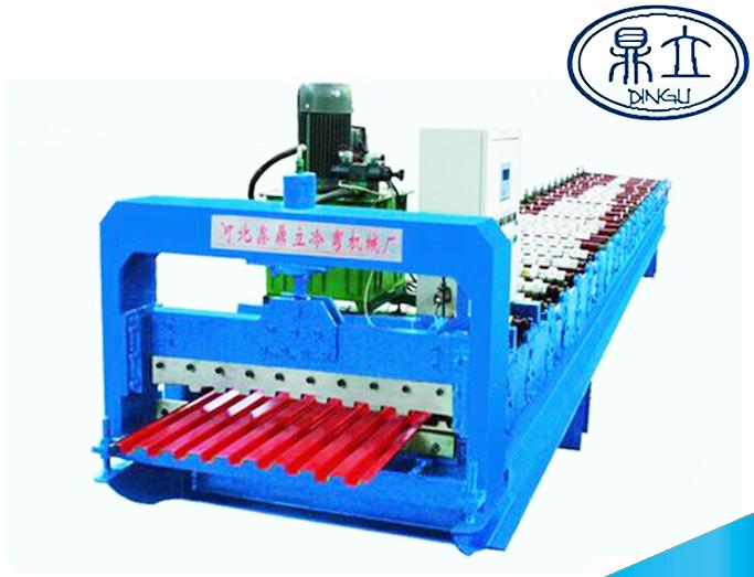 roll-forming-machine-roll shutter door-760-material width 1000mm