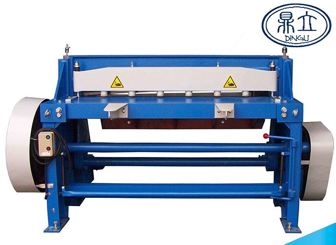 roll forming machine-shearing machine